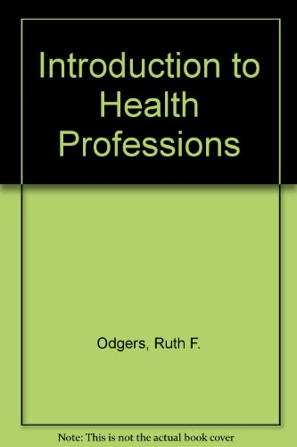 Introduction to health professions