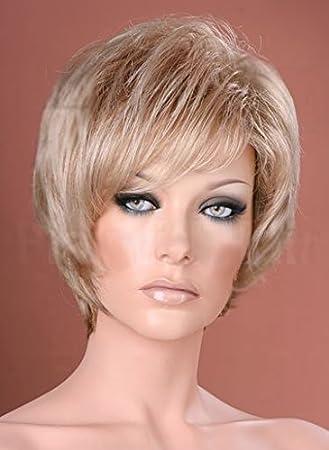 Tagli capelli corti biondo cenere