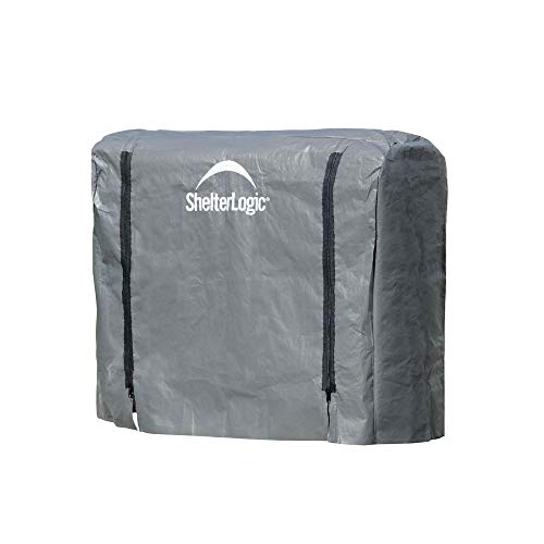 ShelterLogic Firewood Rack-in-a-Box Universal Cover, 4' - Shelterlogic Cover
