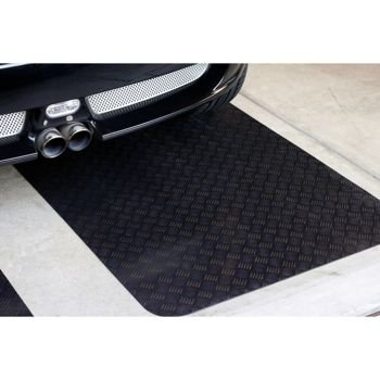 garage floor mats reviews best material autozone rubber mat one 3x