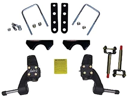 Amazon Com Jake S 3 Spindle Lift Kit For 2004 Up Club Car