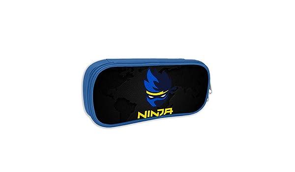 Amazon.com: YanmmYan Ninja YouTube Game Pen Bag Pencil Case ...