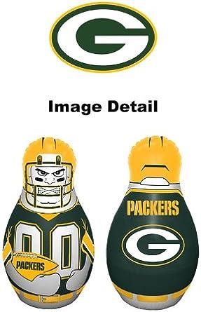 Fremont Die NFL Fan Shop Bop Bag Inflatable Tackle Buddy Punching Bag