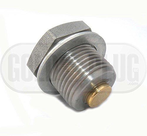 Gold Plug Magnetic Drain Plug AP-07