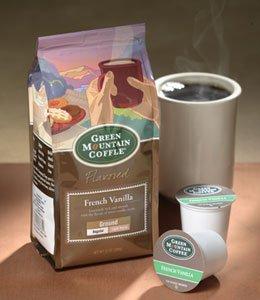 Green Mountain Coffee French Vanilla Base - 12 Ounces