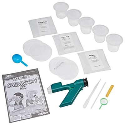 Scientific Explorer My First Chemistry Kit: Toys & Games