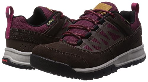 Salomon Instinct Travel GTX® Zapatillas (Trophy Brown, color burdeos Marrón - trophy brown, bordeaux