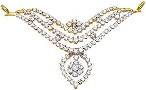 Sky Diamonds 18K Yellow Gold 1.05ct Genuine Ishwarya Diamond Mangalsutra pendant [KGK7359DL]