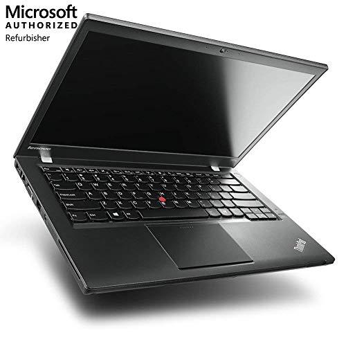 "Lenovo ThinkPad T431s 14"" Laptop French, Intel Core i5, 8GB RAM, 500GB HDD, Webcam, Win10 Home (Renewed)"