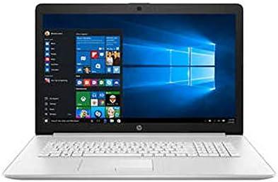 "2020 HP Pavilion 17.3"" FHD Laptop Computer, 10th Gen Intel Core i5-10210u, 12GB RAM, 1TB HDD, Backlit Keyboard, Intel UHD Graphics, HD Audio, HD Webcam, Windows 10, Silver, 32GB SnowBell USB Card WeeklyReviewer"