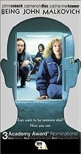Being John Malkovich [VHS]