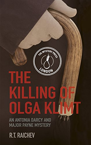 Killing of Olga Klimt (An Antonia Darcy and Major Payne Mystery Book 9)