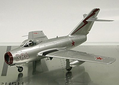 21st Century Toys Aircraft (21st Century 1/18 Scale Mig-15bis Russian AF)