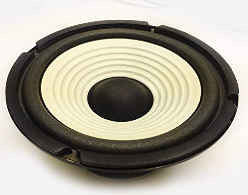 (JAL 8 Inch Woofer, Treated Paper Cone, Foam Surround (D10C) )