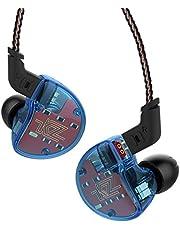 2018 KZ ZS10 4BA con 1 dinámico híbrido 10 conductor en el oído auriculares HiFi DJ Monito Running Deporte Auricular Auricular Auricular Auricular Auriculares