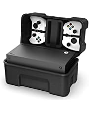 SHBC Hard Carrying Case Compatible with Xbox Series X Game Console Travel Storage Bag for Wireless Controllers and Accessories