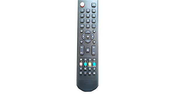 Calvas - Mando a distancia para televisor Dell RIVIERA Noblex Pdl3217 LCD LED Smart Pld: Amazon.es: Bricolaje y herramientas