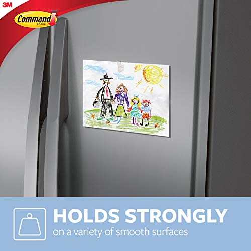 Command Fridge Clips, Clear, 6-Clips (17210CLR) by Command (Image #2)