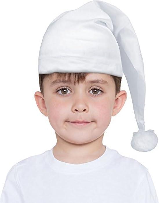 Infantil Niño Disfraz Victoriano Scrooge noche Gorra Pequeño Pene ...