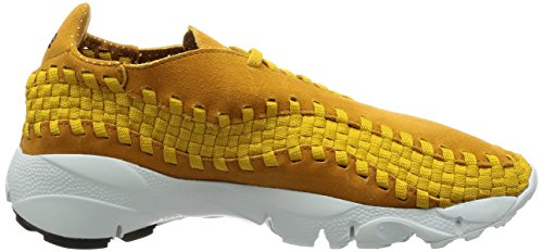 Nike Mens Air Footscape Geweven Nm Casual Schoen Zwart - Antraciet / Antraciet / Zwart