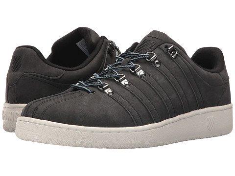 (ケースイス) K-Swiss メンズテニスシューズスニーカー靴 Classic VN SE [並行輸入品] B07542Y2B9 29.0 cm D - M Black/Lily White
