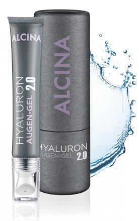 Alcina Hyaluron Augen-Gel 2.0 15ml