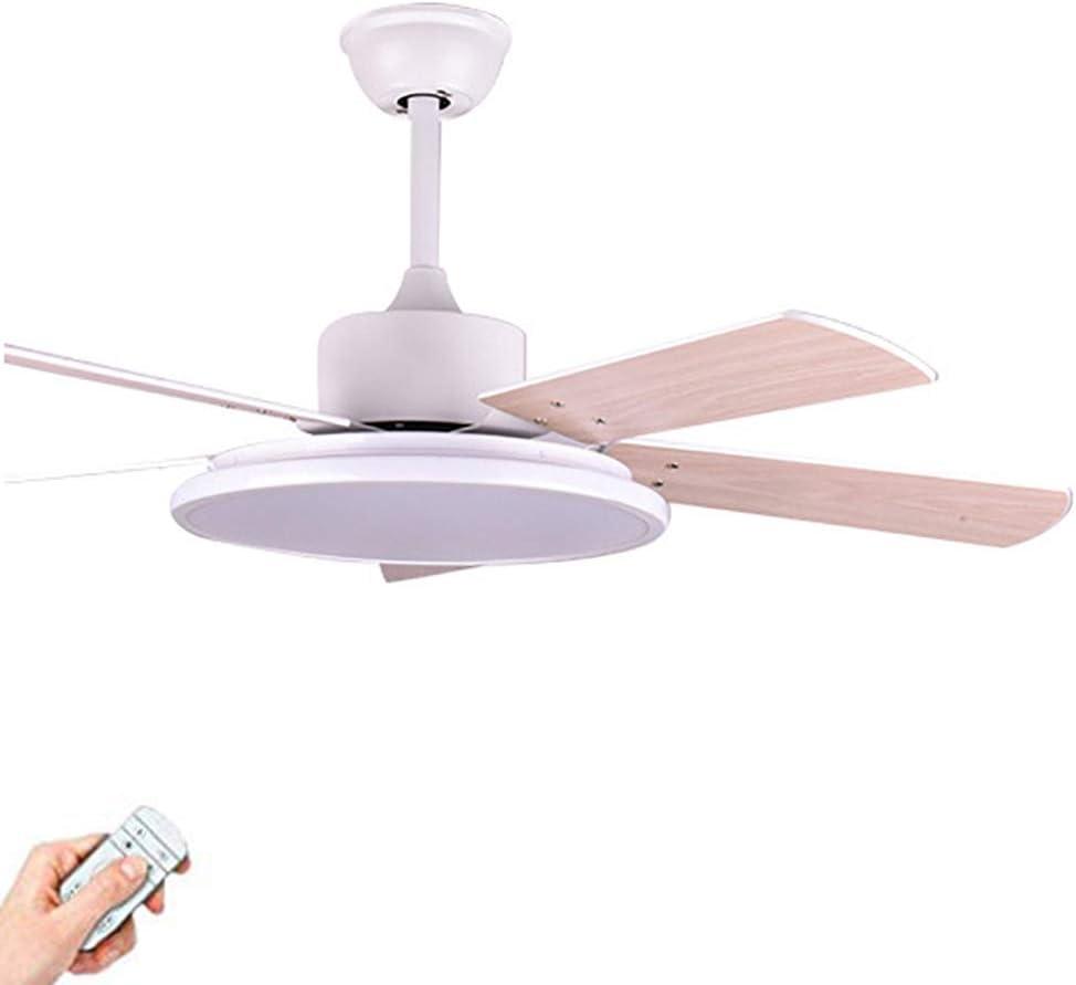 Moderno Bajo Perfil Ventilador Luz, Regulable Doble-cara Aspa Del ...