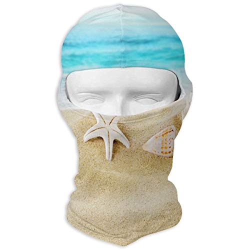 HU MOVR Balaclava Fantastic Summer Beach Shell Full for sale  Delivered anywhere in USA