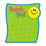 TREND Thank You Note Pad, 5 x 5, 50 Sheets per Pad (Case of 36)