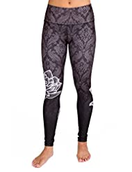 Inner Fire Lotus Legging Yoga Pants