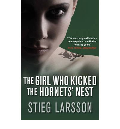 Download TheGirl Who Kicked the Hornets' Nest by Larsson, Stieg ( Author ) ON Oct-31-2009, Paperback PDF