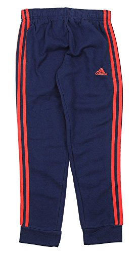 Adidas Big Boys Youth Game Time Fleece Pants, C Navy ()