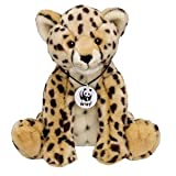 Build A Bear Cheetah 8th in World Wildlife Fund (WWF) Series 13""