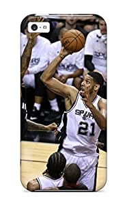 TYH - 4K san antonio spurs basketball nba () NBA Sports & Colleges colorful iPhone 4/4s cases phone case