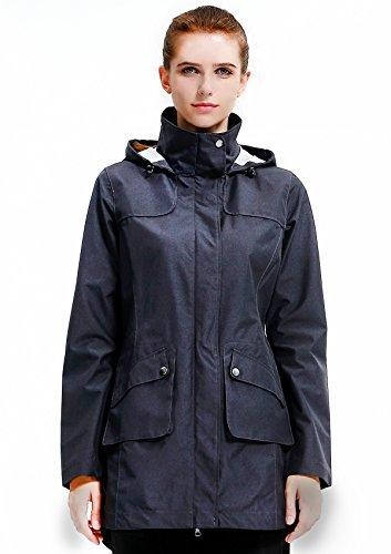 Black Diamond Womens Jacket - 3