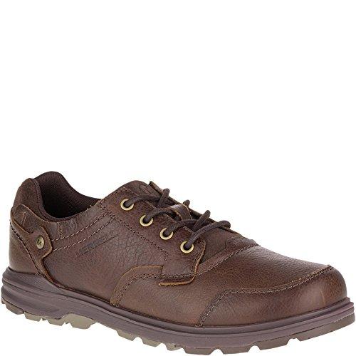 Merrell Dress Shoes - Merrell Men's Brevard Oxford Fashion Sneaker, Shetland, 8 M US