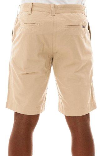 HUF Men's Work Chino Shorts 36 Khaki