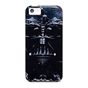 High Quality Darth Vader Death Star Case For Iphone 5c / Perfect Case