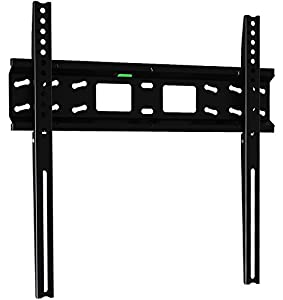 Invision Ultra Slim TV Wall Mount Bracket – Fully featured Kit for TV wall mounting without breaking bank