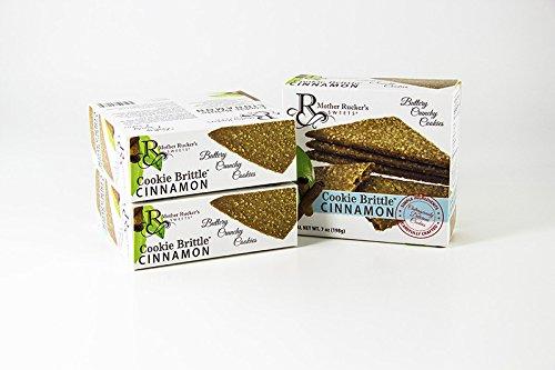 Cinnamon Cookie Brittle Gift Collection - Cinnamon Cookies Sweet