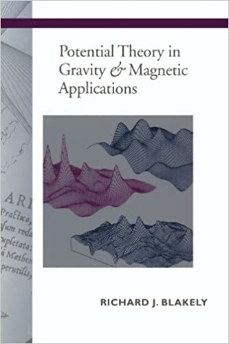 Potential Theory In Gravity And Magnetic Applications Paperback por Richard J. Blakely