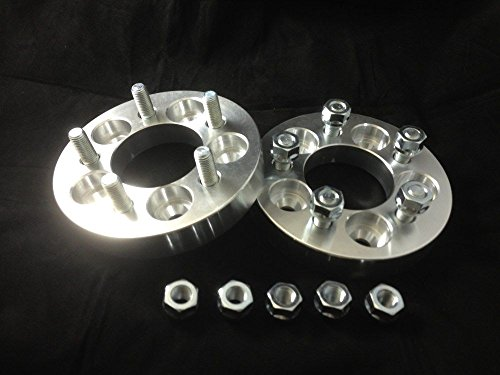 Older Chevy - Customadeonly 4X WHEEL SPACERS | 5X4.75 5X120.7 | 7/16