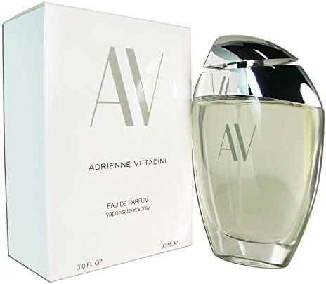 AV Eau De Parfum Spray for Women by Adrienne Vittadini, 3 Ounce