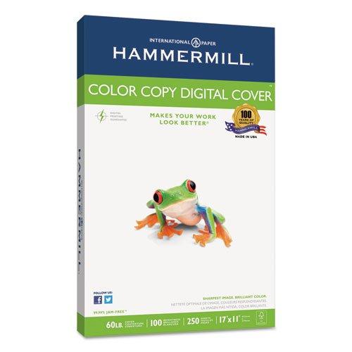 Hammermill - Copier Digital Cover Stock, 60 lbs., 17 x 11, White, 250 Sheets 12255-6 (DMi PK Photo #2