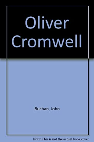 book cover of Oliver Cromwell