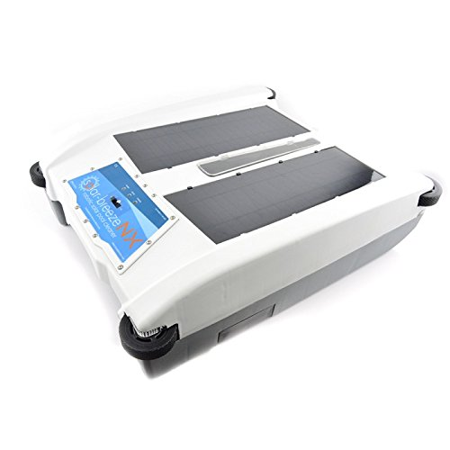 Solar Breeze - Automatic Solar Powered Pool Cleaner NX Cleaning Robot
