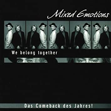 a7fd5696f Mixed Emotions - We Belong Together - Amazon.com Music