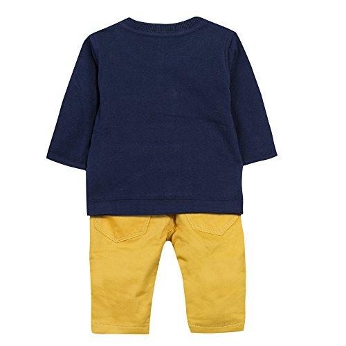 Baby Azul Boy Absorba Set 9k36122 Ocre Ice Amarillo Multicolor Blue Lg qCBaXx