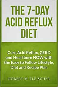diet plan for people with acid reflu
