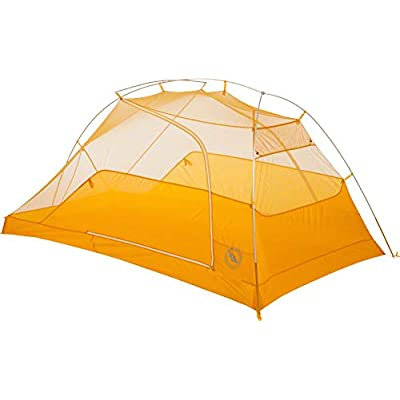 RT 2-Person of Tiger Wall Gray/Gold UL2 Shelter Outdoor Tent: Garden & Outdoor